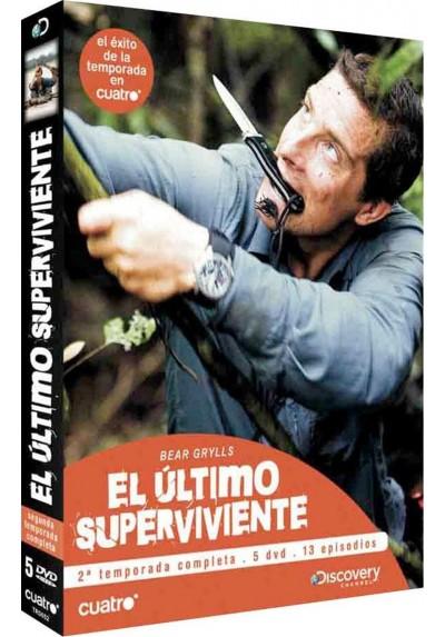 El Último Superviviente - 2ª Temporada Completa (Man vs. Wild)