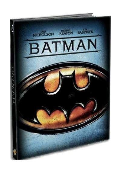 Batman (Blu-Ray) (Ed. Libro)