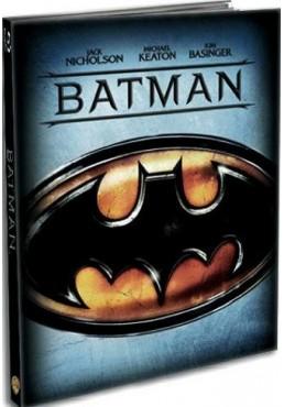 Batman (Blu-Ray) (Ed. Libro)