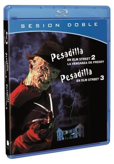 Pesadilla En Elm Street 2 y 3 (Blu-ray)