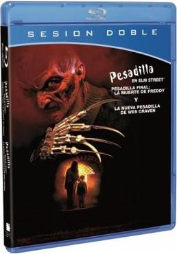 Pesadilla En Elm Street 6 + Pesadilla En Elm Street 7 (Blu-Ray)