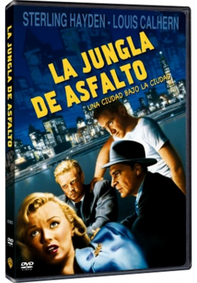 La Jungla De Asfalto (The Asphalt Jungle)