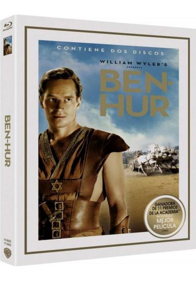 Ben-Hur (Ed. Coleccionista - 2 Discos) (Blu-Ray)