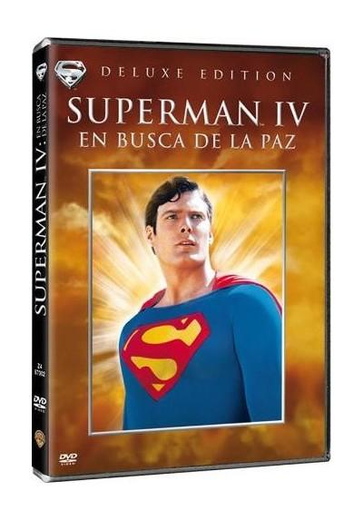 Superman IV: En Busca De La Paz (Ed. Especial) (Superman IV: The Quest For Peace)