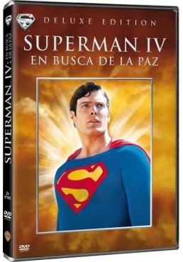 Superman IV: En Busca De La Paz (Ed. Especial) (Superman IV: The Quest For Peace)
