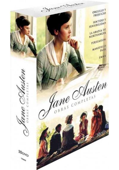Pack Jane Austen Obras Completas