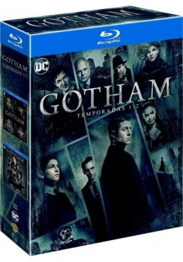 Pack Gotham - 1ª + 2ª Temporada (Blu-Ray)