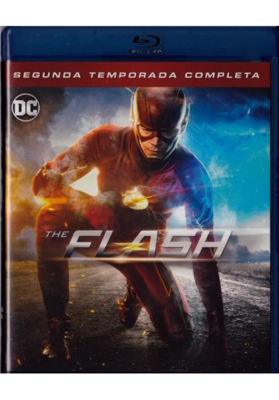 The Flash - 2ª Temporada (Blu-Ray)