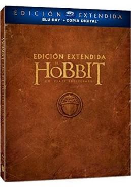 El Hobbit: Un Viaje Inesperado (Ed. Extendida) (Blu-Ray) (The Hobbit: An Unexpected Journey)