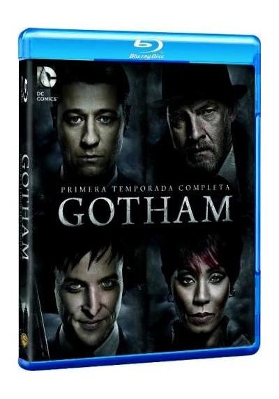 Gotham - 1ª Temporada (Blu-Ray)