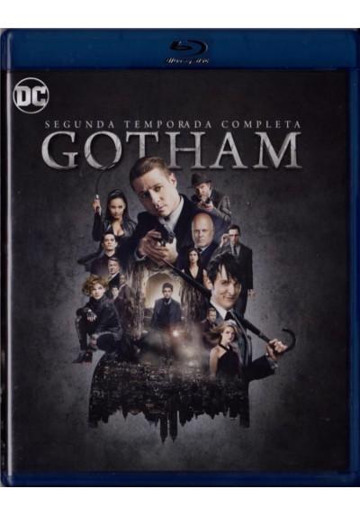 Gotham - 2ª Temporada (Blu-Ray)