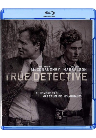 True Detective - 1ª Temporada (Blu-Ray)