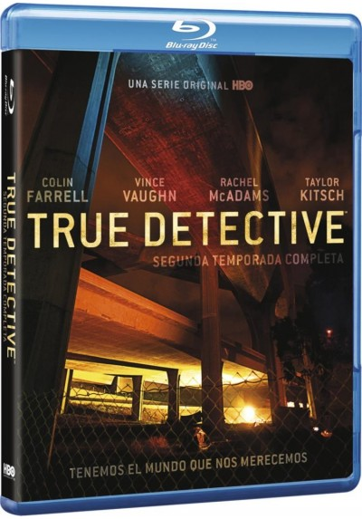True Detective - 2ª Temporada (Blu-Ray)
