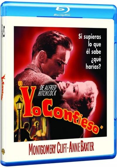 Yo Confieso (Blu-Ray) (I Confess)