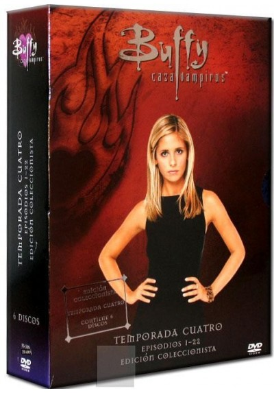 Buffy Cazavampiros, Temporada 4