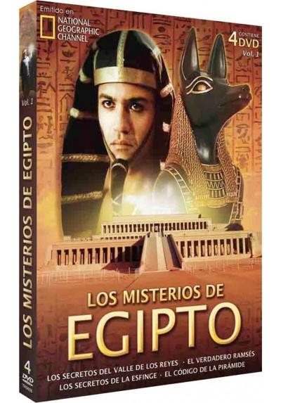 Los Misterios de Egipto Vol.1