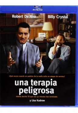 Una Terapia Peligrosa (Blu-Ray) (Analyze This)