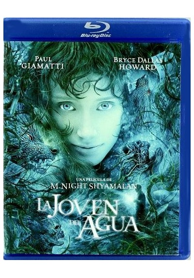 La Joven Del Agua (Blu-Ray) (Lady In The Water)