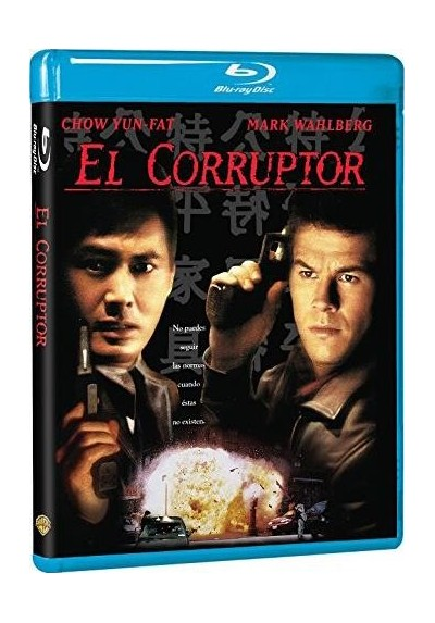 El Corruptor (Blu-Ray) (The Corruptor)