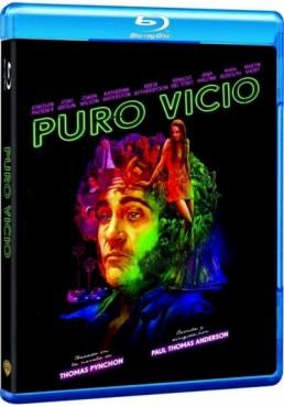 Puro Vicio (Blu-Ray) (Inherent Vice)