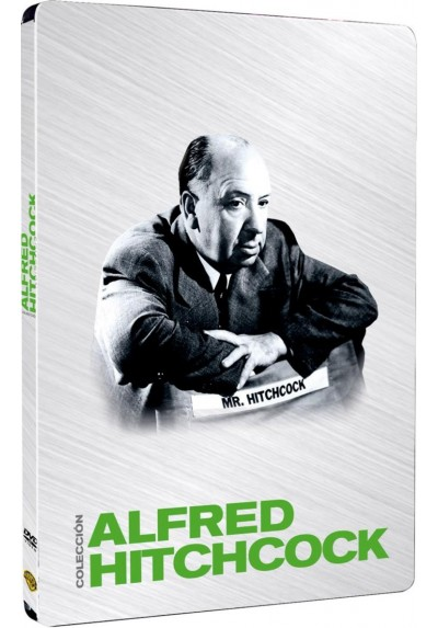Pack Alfred Hitchcock (Ed. Metálica)