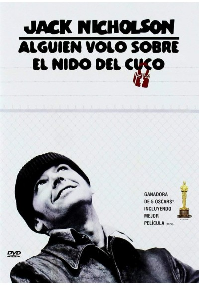 Alguien Volo Sobre El Nido Del Cuco (One Flew Over The Cuckoo´s Nest)