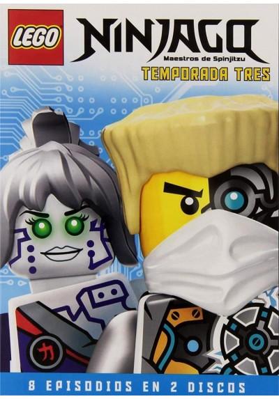 LEGO Ninjago: Rebooted - Temporada 3 (Parte 1 + Parte 2)