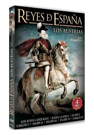 Reyes de España: Los Austrias