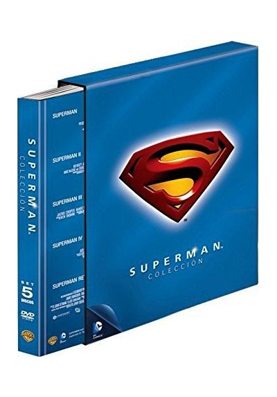Pack Coleccion Superman (Ed. Libro)