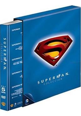 Pack Coleccion Superman (Ed. Libro)