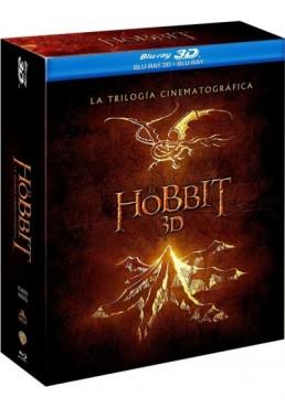 Pack El Hobbit - Trilogía (Blu-Ray 3d)