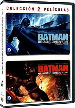 Pack Batman: El Regreso Del Caballero Oscuro - 1ª Y 2ª Parte