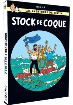 Tintin, Stock De Coque (Les Aventures De Tintin: Coke En Stock)