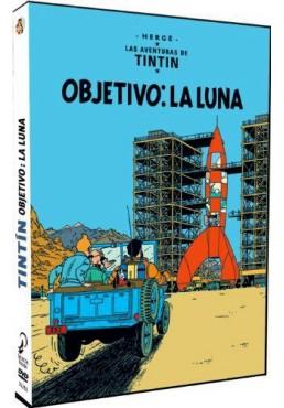 Tintin: Objetivo La Luna (Las Aventures De Tintin: Objetif Lune)