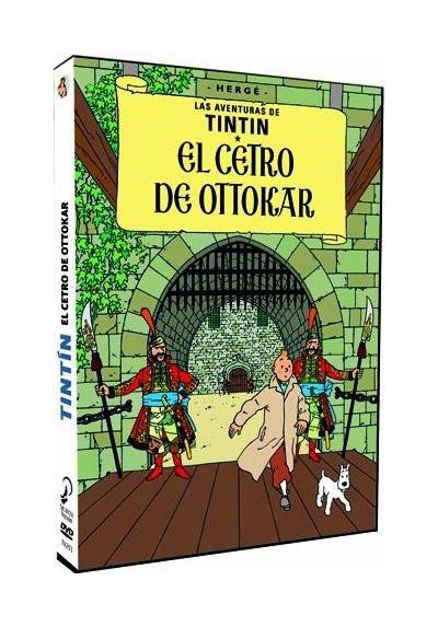 Tintín: El Cetro De Ottokar