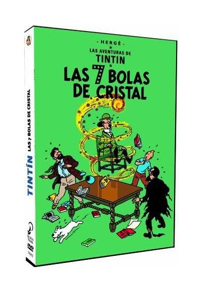 Tintín: Las 7 Bolas De Cristal
