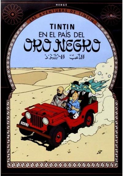 Tintin: En El País Del Oro Negro
