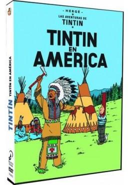 Las Aventuras de Tintín: Tintín en América