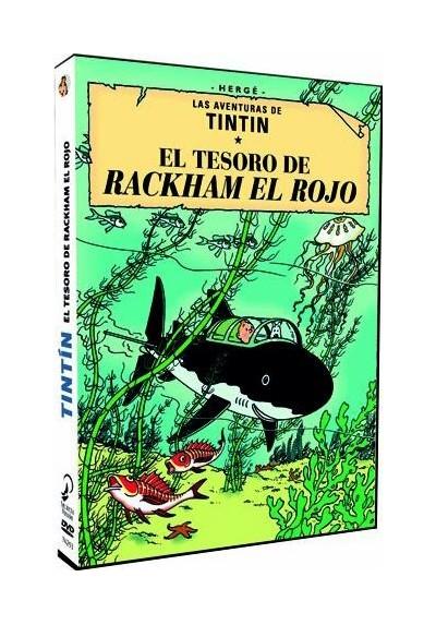 Tintín: El Tesoro De Rackham El Rojo