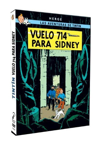 Tintin: Vuelo 714 Para Sidney (Les Aventures De Tintin: Vol 714 Pour Sydney)