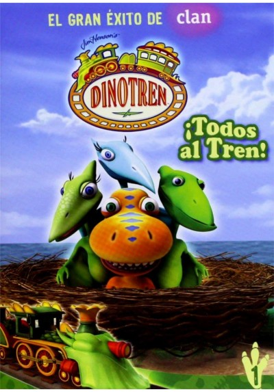 Dinotren - Volumen 1 (Dinosaur Train)