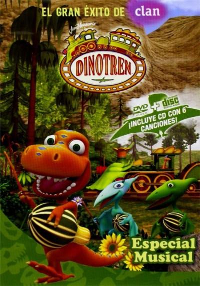 Dinotren - Especial Musical + Disco Canciones De Regalo (Dinosaur Train)