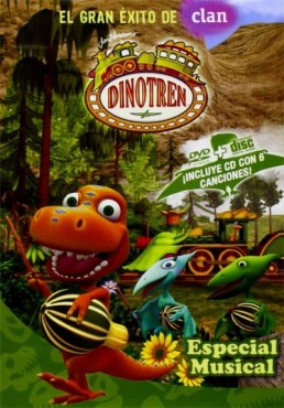 Dinotren - Especial Musical + Disco Canciones De Regalo (Dinosaur Train)
