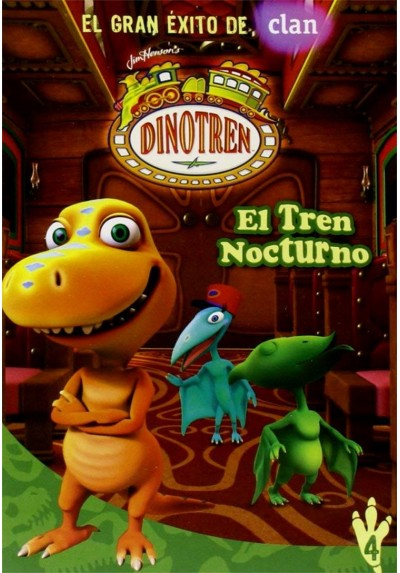 Dinotren - Volumen 4 (Dinosaur Train)