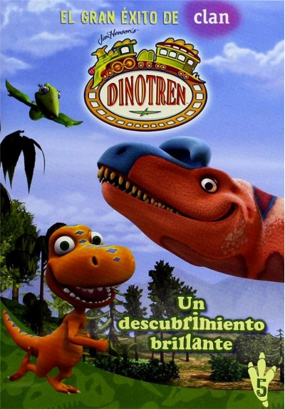 Dinotren - Volumen 5 (Dinosaur Train)