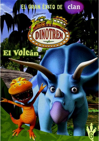 Dinotren - Volumen 6 (Dinosaur Train)