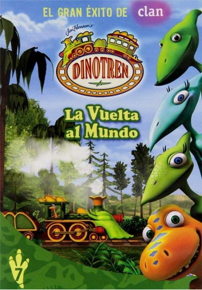 Dinotren - Volumen 7 (Dinosaur Train)