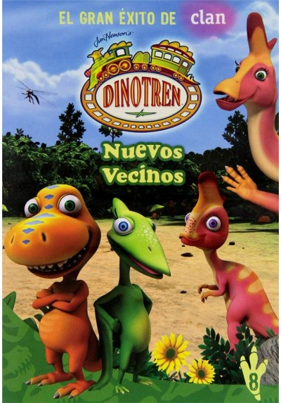 Dinotren - Volumen 8 (Dinosaur Train)