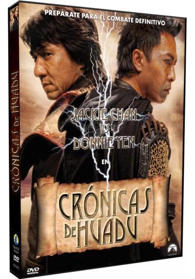 Cronicas De Huadu (Chin Gei Bin 2: Fa Dou Daai Jin)