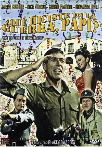 Que Hiciste En La Guerra, Papi? (What Did You Do In The War, Daddy?)